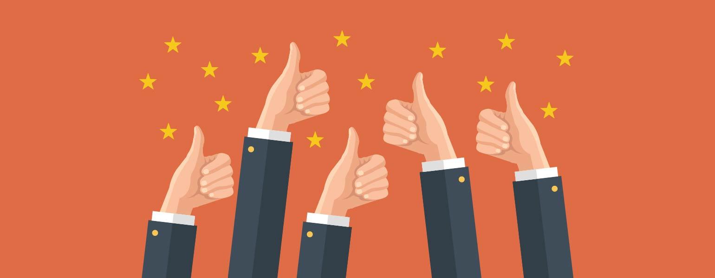 Hoe vraag je om online reviews? De voordelen & nadelen van elke aanpak