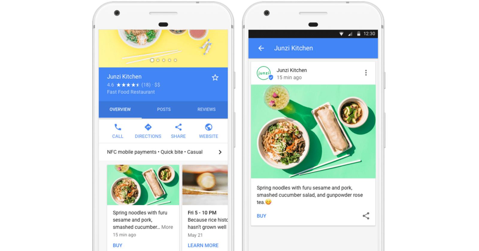 Wat zijn Google Posts en hoe kun je ze inzetten?